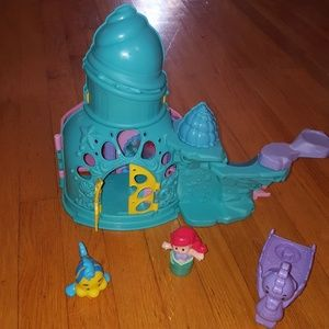 Disney Little People toy set